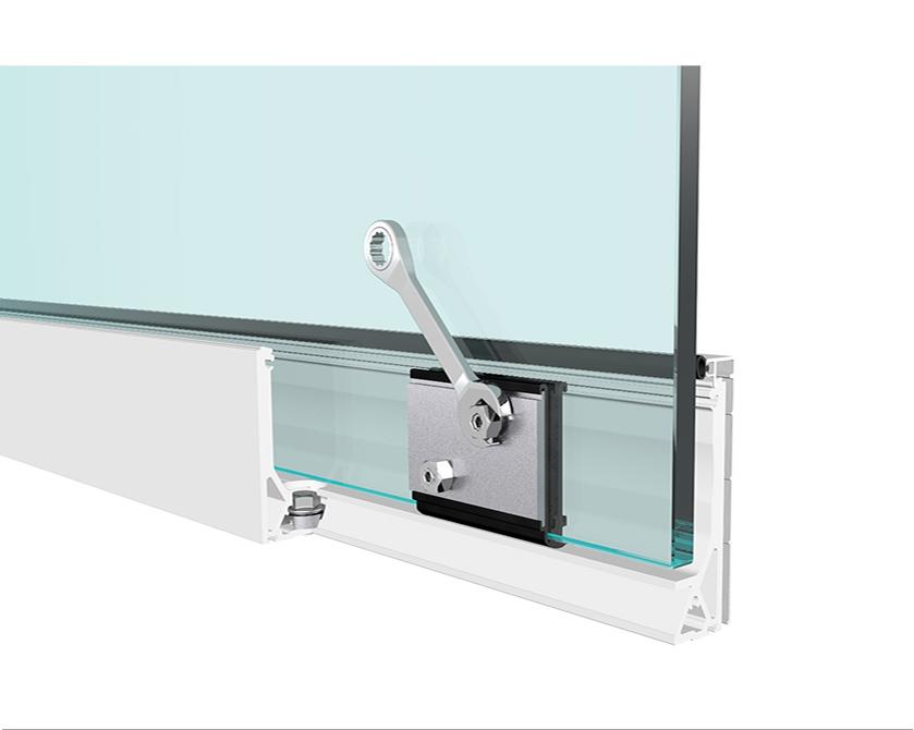 Precision Lock Adjustable Railing