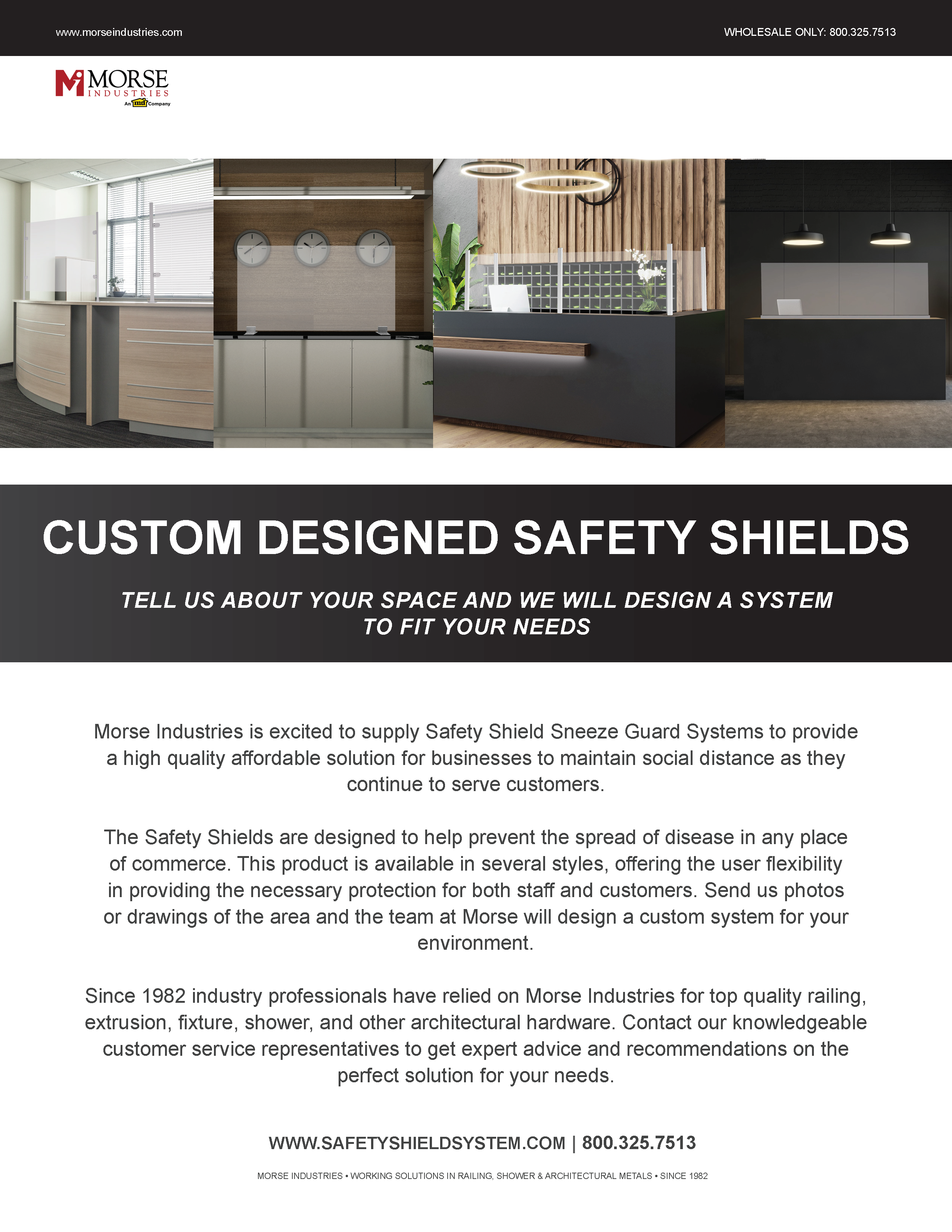 Safety Shield Design Guide